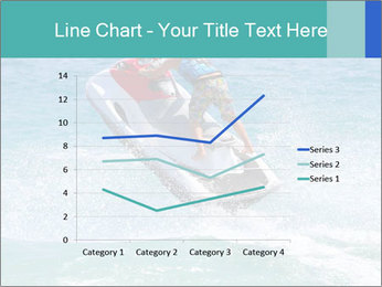 Man on jetski jump PowerPoint Template - Slide 54