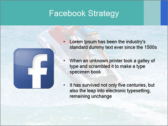 Man on jetski jump PowerPoint Template - Slide 6