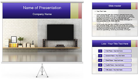 0000086731 PowerPoint Template