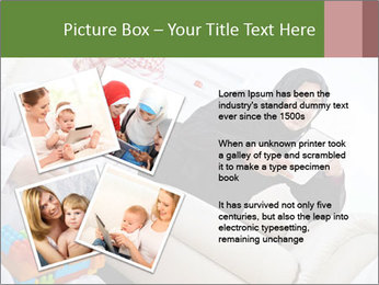 0000086732 PowerPoint Template - Slide 23