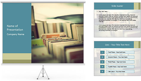 0000086734 PowerPoint Template