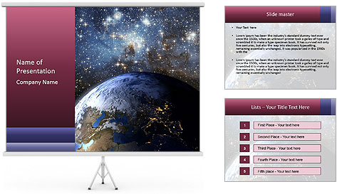 0000086735 PowerPoint Template