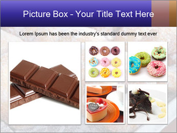 Malaysian donuts PowerPoint Template - Slide 19