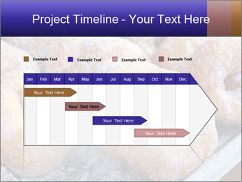 Malaysian donuts PowerPoint Template - Slide 25