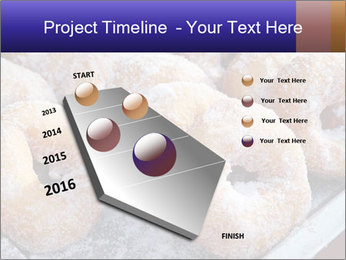Malaysian donuts PowerPoint Template - Slide 26