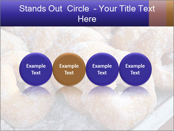 Malaysian donuts PowerPoint Template - Slide 76