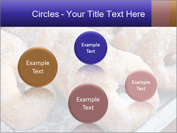 Malaysian donuts PowerPoint Template - Slide 77