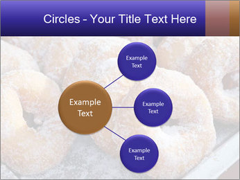Malaysian donuts PowerPoint Template - Slide 79