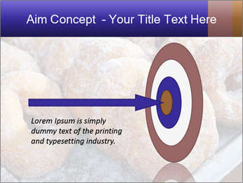 Malaysian donuts PowerPoint Template - Slide 83