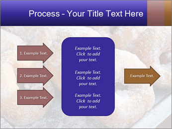 Malaysian donuts PowerPoint Template - Slide 85