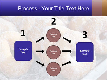 Malaysian donuts PowerPoint Template - Slide 92