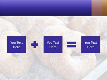 Malaysian donuts PowerPoint Template - Slide 95