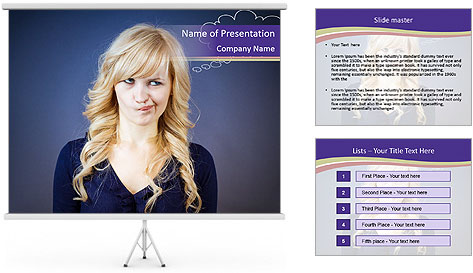 0000086747 PowerPoint Template