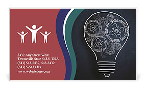 0000086791 Business Card Template
