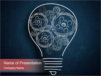 0000086791 PowerPoint Template - Slide 1