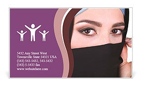 0000086793 Business Card Template