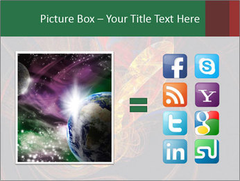 Abstraction PowerPoint Templates - Slide 21