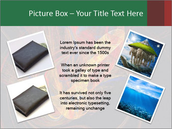 Abstraction PowerPoint Templates - Slide 24