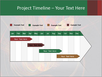 Abstraction PowerPoint Templates - Slide 25