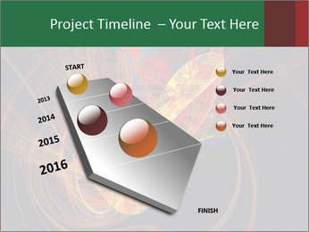 Abstraction PowerPoint Templates - Slide 26