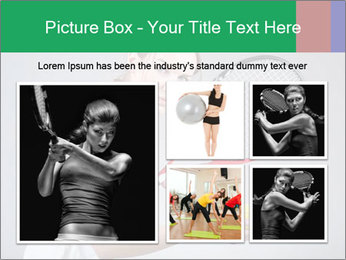 0000086800 PowerPoint Templates - Slide 19