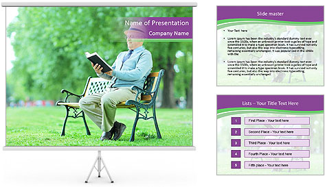 0000086805 PowerPoint Template