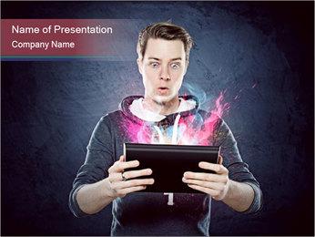 0000086808 PowerPoint Template - Slide 1
