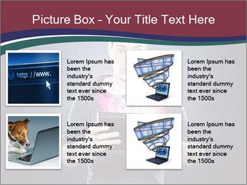0000086808 PowerPoint Template - Slide 14
