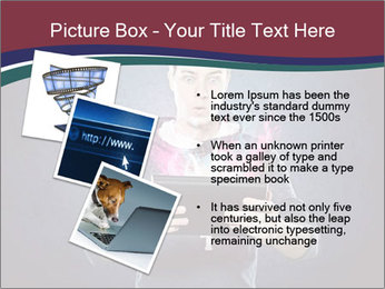 0000086808 PowerPoint Template - Slide 17