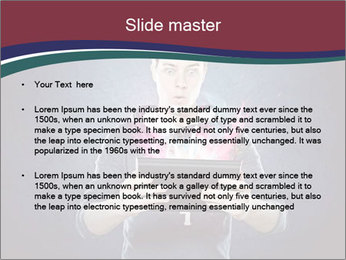 0000086808 PowerPoint Templates - Slide 2