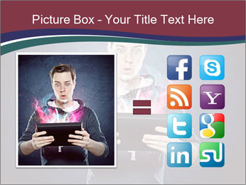 0000086808 PowerPoint Templates - Slide 21