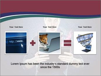0000086808 PowerPoint Template - Slide 22