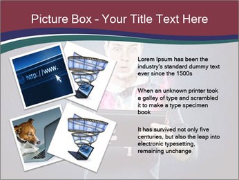 0000086808 PowerPoint Templates - Slide 23