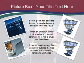 0000086808 PowerPoint Templates - Slide 24