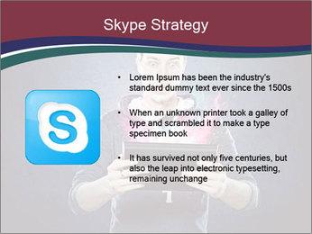 0000086808 PowerPoint Template - Slide 8