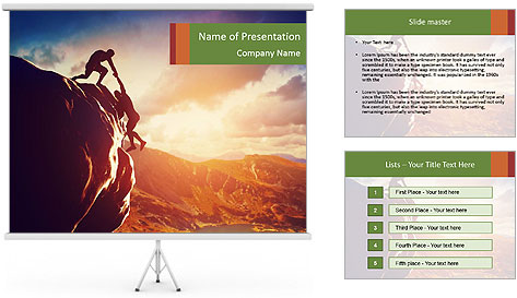 0000086811 PowerPoint Template