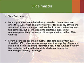 0000086811 PowerPoint Template - Slide 2