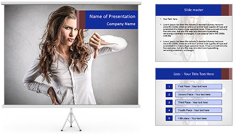 0000086815 PowerPoint Template