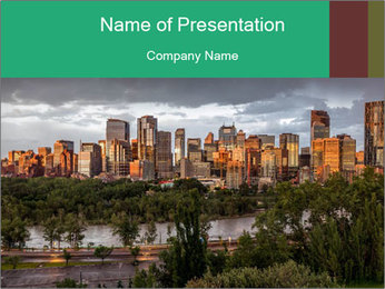 0000086829 PowerPoint Template - Slide 1