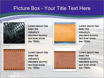 Digital textile belt printer PowerPoint Template - Slide 14