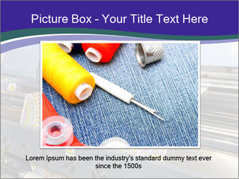 Digital textile belt printer PowerPoint Template - Slide 15