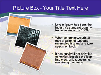 Digital textile belt printer PowerPoint Template - Slide 17