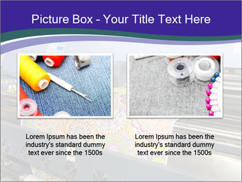 Digital textile belt printer PowerPoint Template - Slide 18