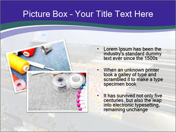 Digital textile belt printer PowerPoint Template - Slide 20