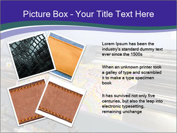 Digital textile belt printer PowerPoint Template - Slide 23