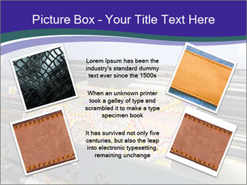Digital textile belt printer PowerPoint Template - Slide 24