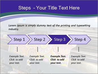 Digital textile belt printer PowerPoint Template - Slide 4