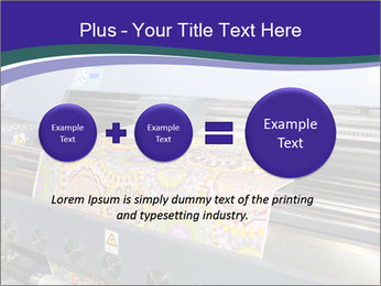 Digital textile belt printer PowerPoint Template - Slide 75