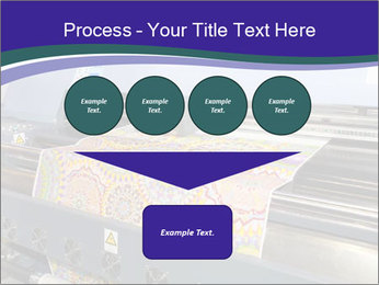 Digital textile belt printer PowerPoint Template - Slide 93
