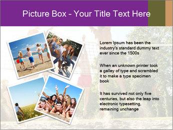0000086844 PowerPoint Templates - Slide 23